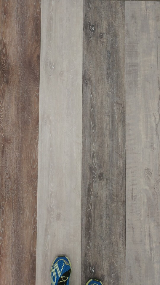 Looking For A Wide Luxury Vinyl Plank That Provides The