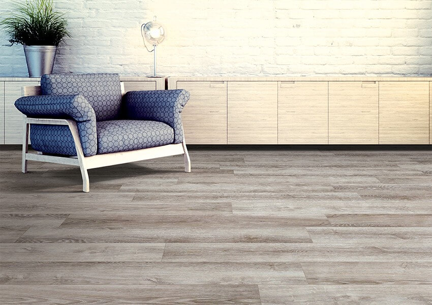 "What puts the ""Luxury"" in Luxury Vinyl Plank Flooring?"